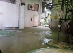חיפוי רצפות למפעלים ולתעשייה